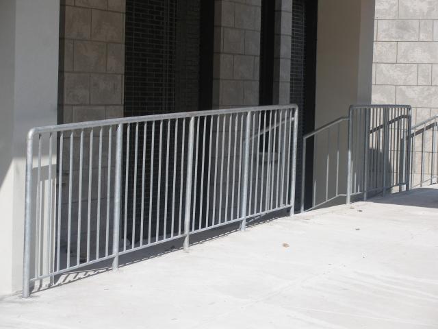 Custom Steel Fences Railings Amp Guardrails Fabricators