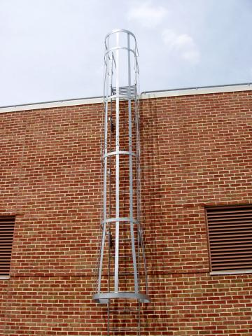 Fixed Roof Access Ladders