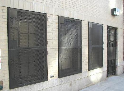Sold steel window guards for Window guards